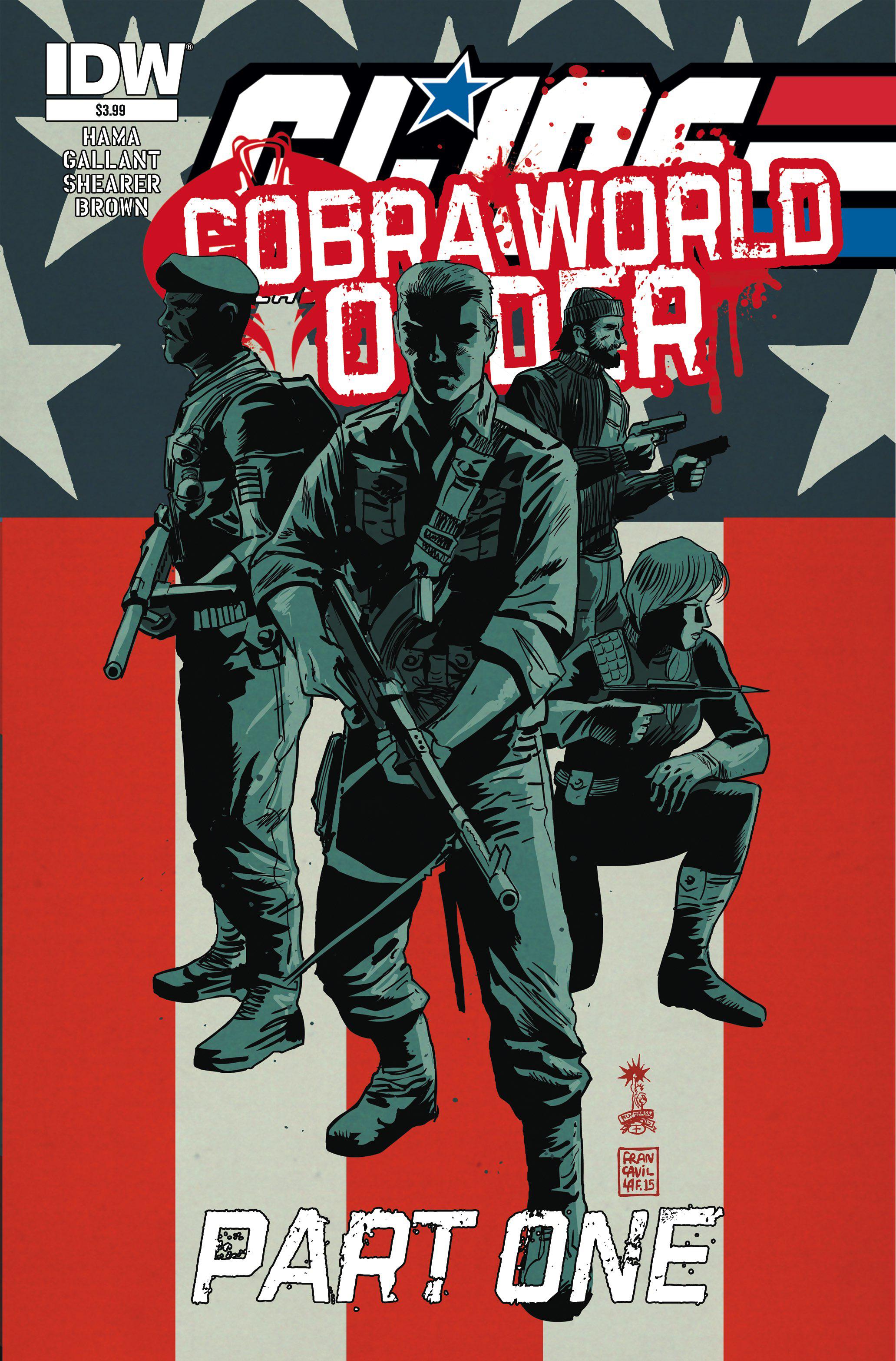 Gi Joe Real American Hero Toys 73