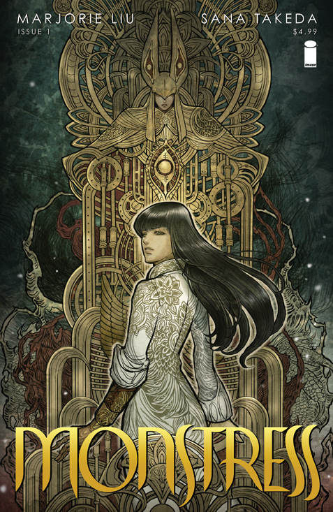 (USE OCT158169) MONSTRESS #1