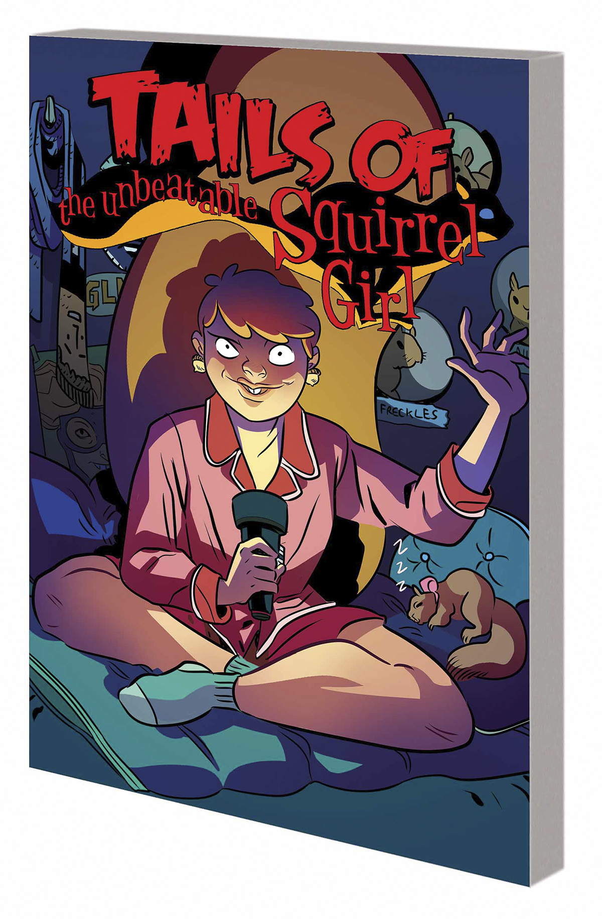 UNBEATABLE SQUIRREL GIRL TP VOL 02 SQUIRREL YOU KNOW ITS TRU