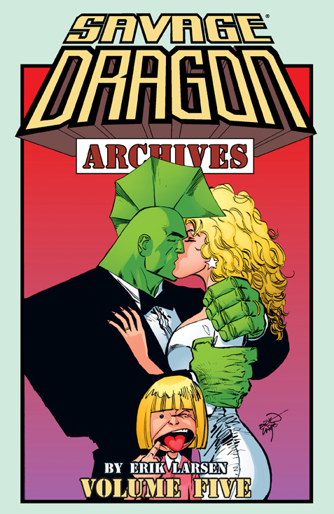 SAVAGE DRAGON ARCHIVES TP VOL 05 (SEP150544)