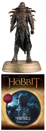HOBBIT MOTION PICTURE FIG MAG #5 YAZNEG THE ORC