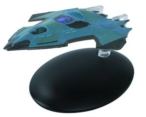 STAR TREK STARSHIPS FIG MAG #59 USS RELATIVITY