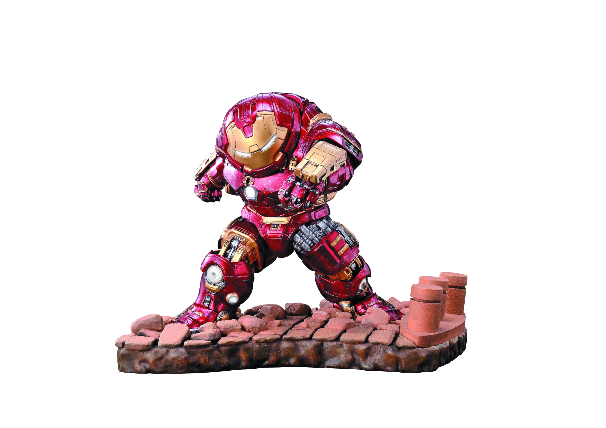 AVENGERS AGE OF ULTRON EGG ATTACK 017 HULKBUSTER STATUE