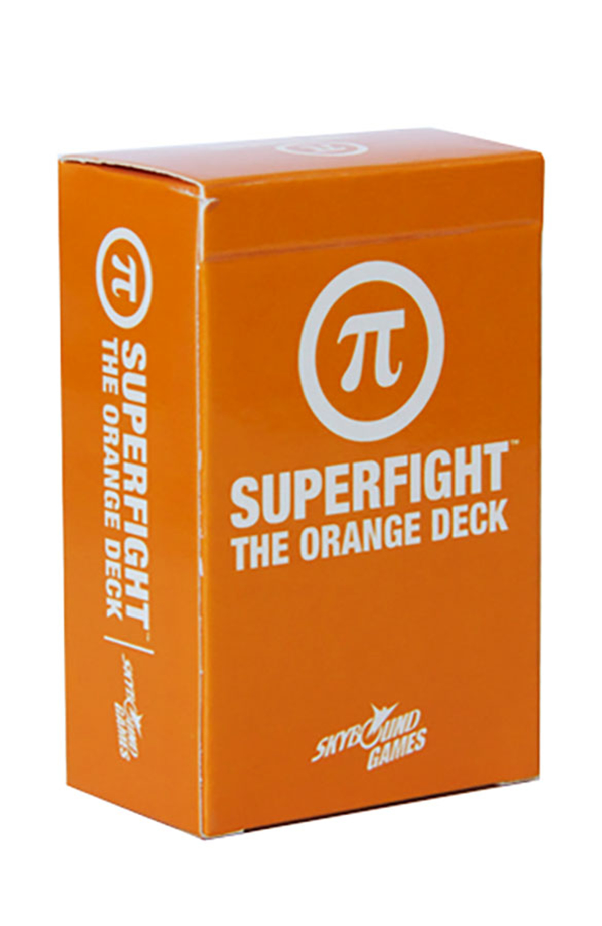 SUPERFIGHT ORANGE DECK