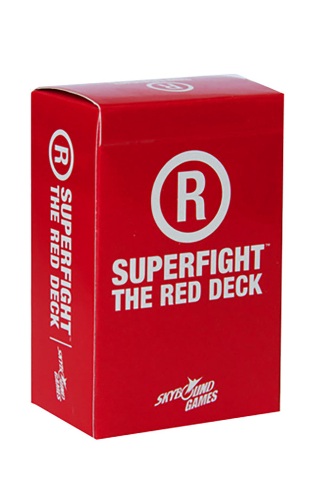 (USE NOV158348) SUPERFIGHT RED DECK