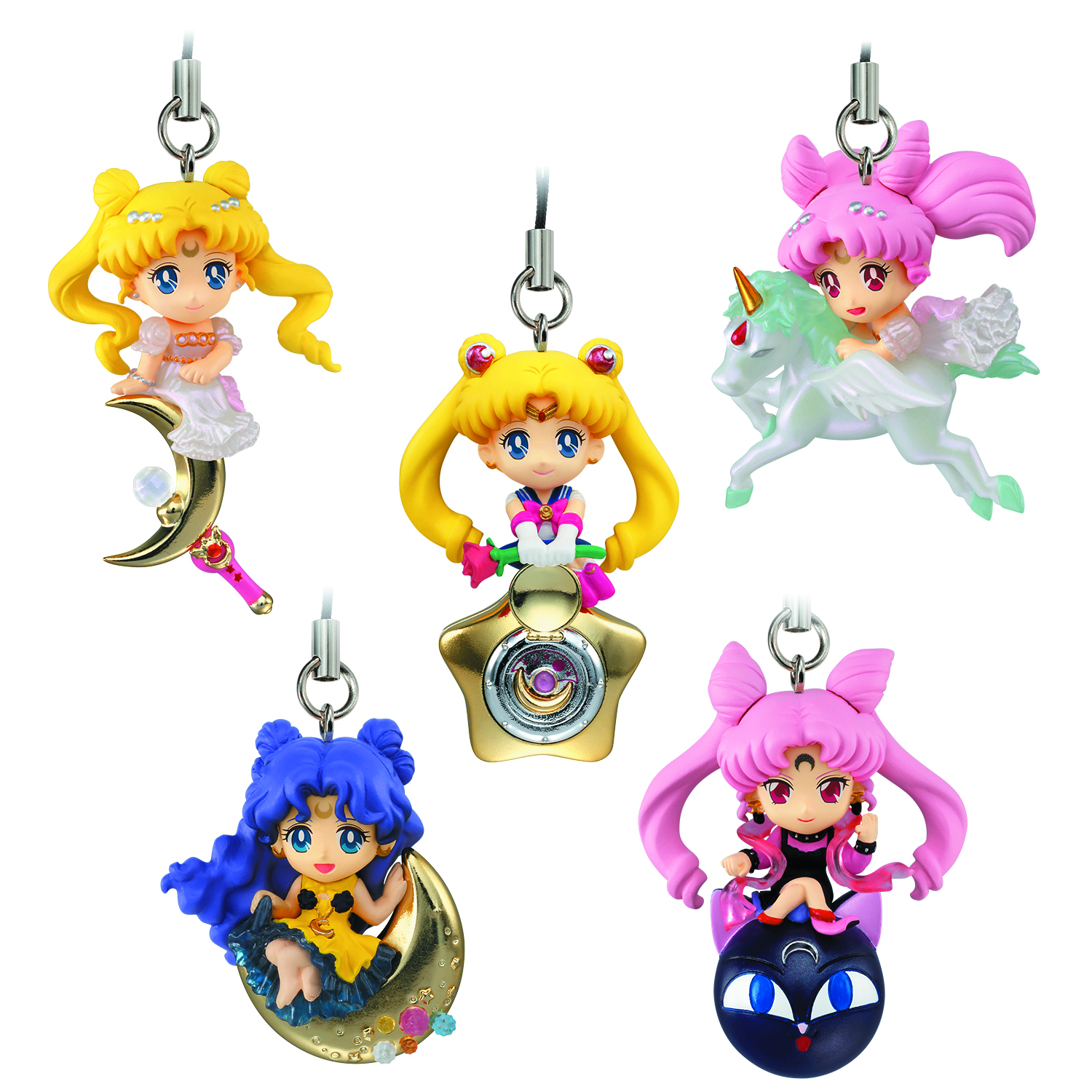 SAILOR MOON TWINKLE DOLLY VER 3 10PC DIS