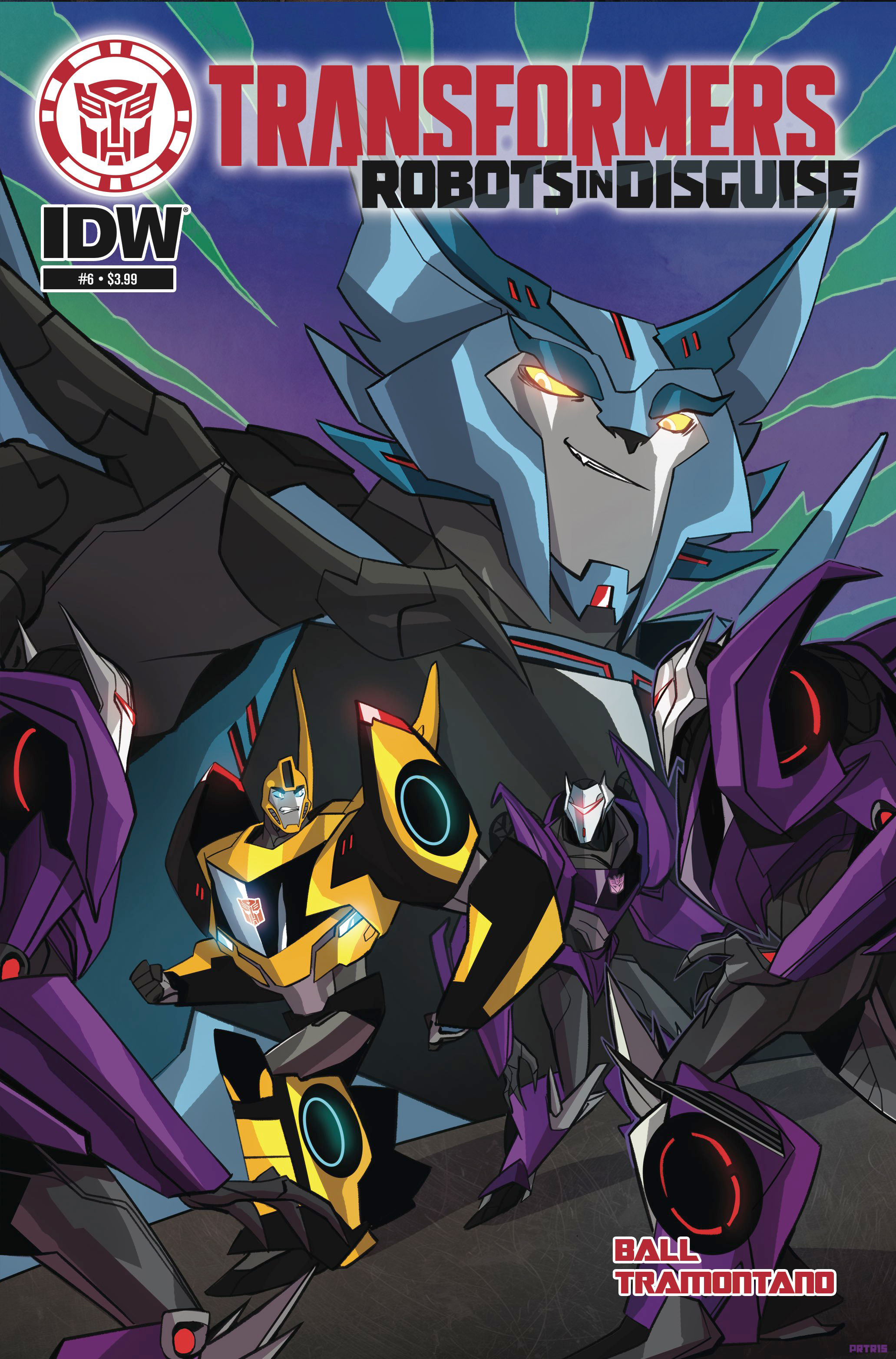 TRANSFORMERS ROBOTS IN DISGUISE ANIMATED #6