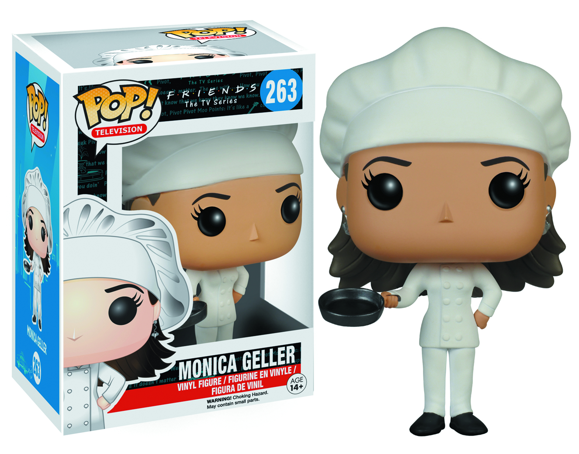 POP FRIENDS MONICA GELLER VINYL FIG