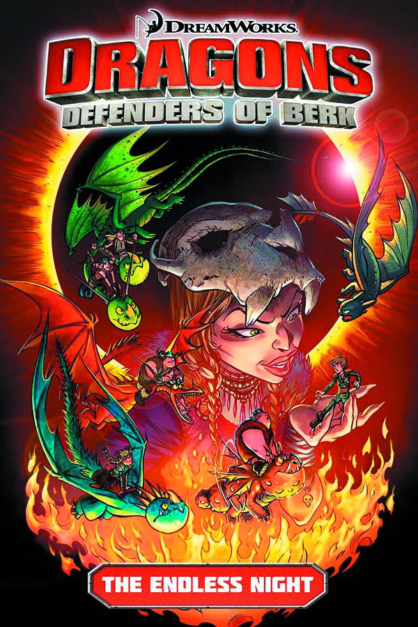 DRAGONS DEFENDERS OF BERK GN VOL 01 ENDLESS NIGHT