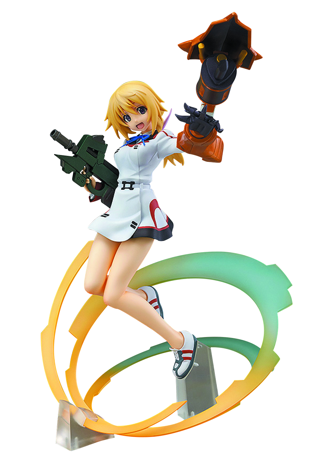 INFINITE STRATOS CHARLOTTE DUNOIS 1/7 PVC FIG