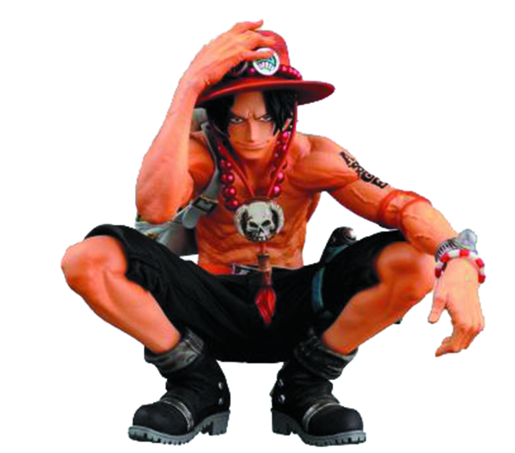 ONE PIECE MASTER STARS PIECE ACE FIG