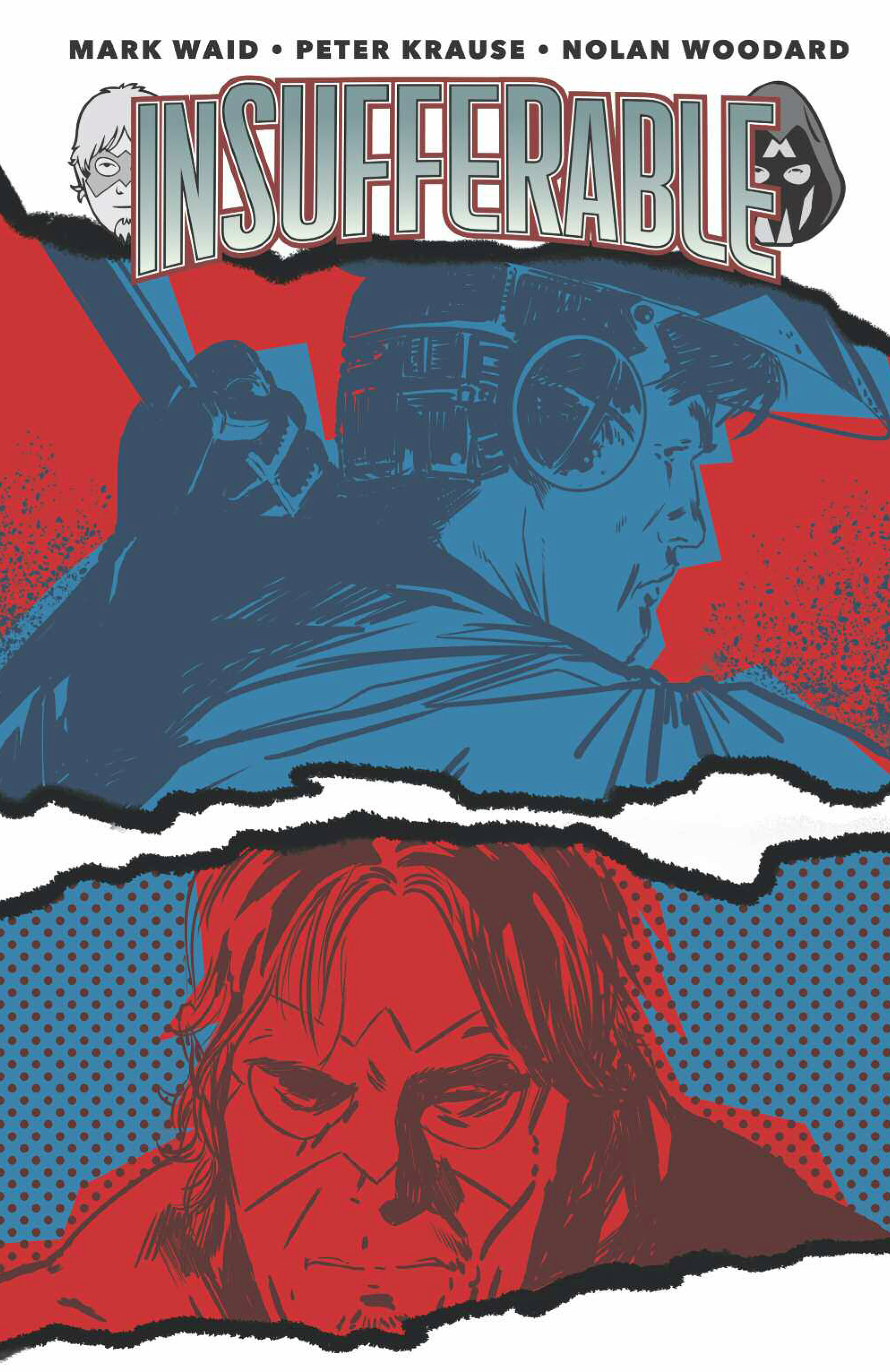INSUFFERABLE TP VOL 01
