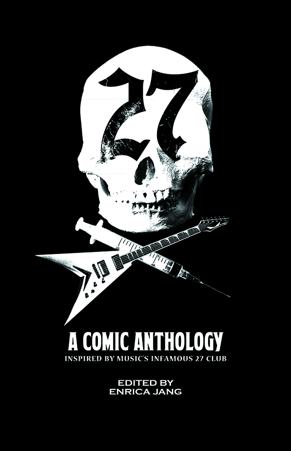 27 COMIC ANTHOLOGY GN