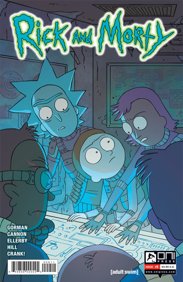 RICK & MORTY #9