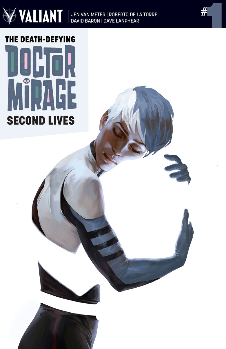 DR MIRAGE SECOND LIVES #1