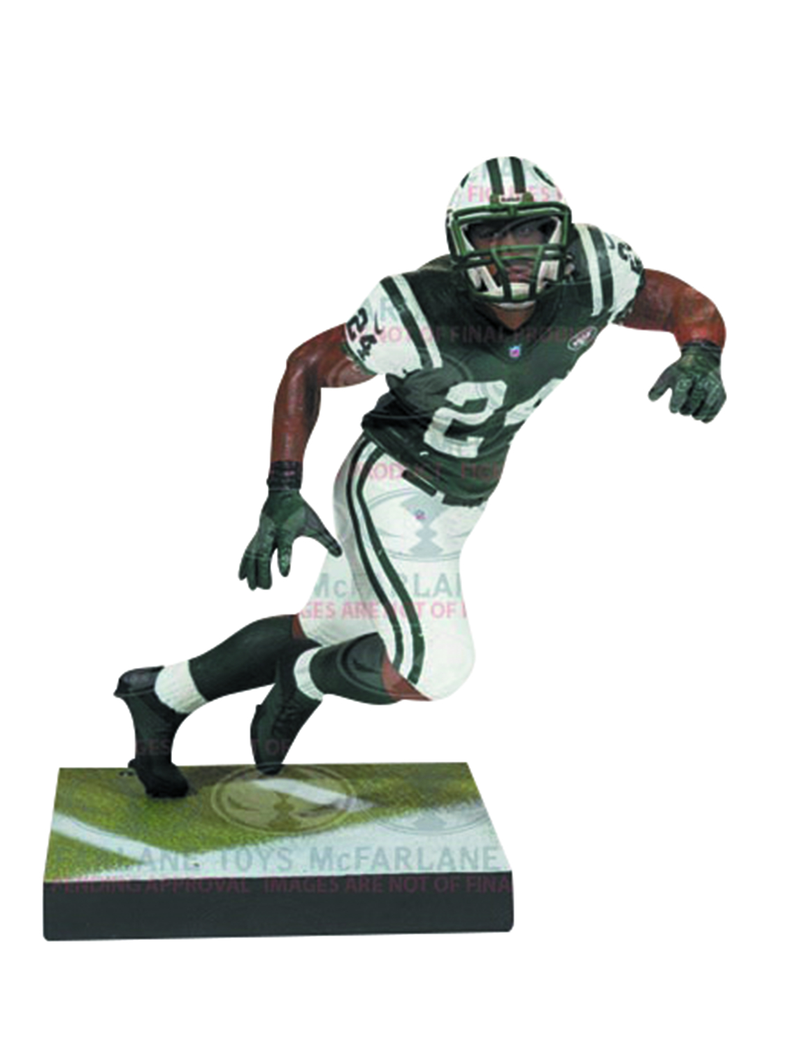 TMP SPORTS NFL SERIES 37 DARRELLE REVIS AF CS