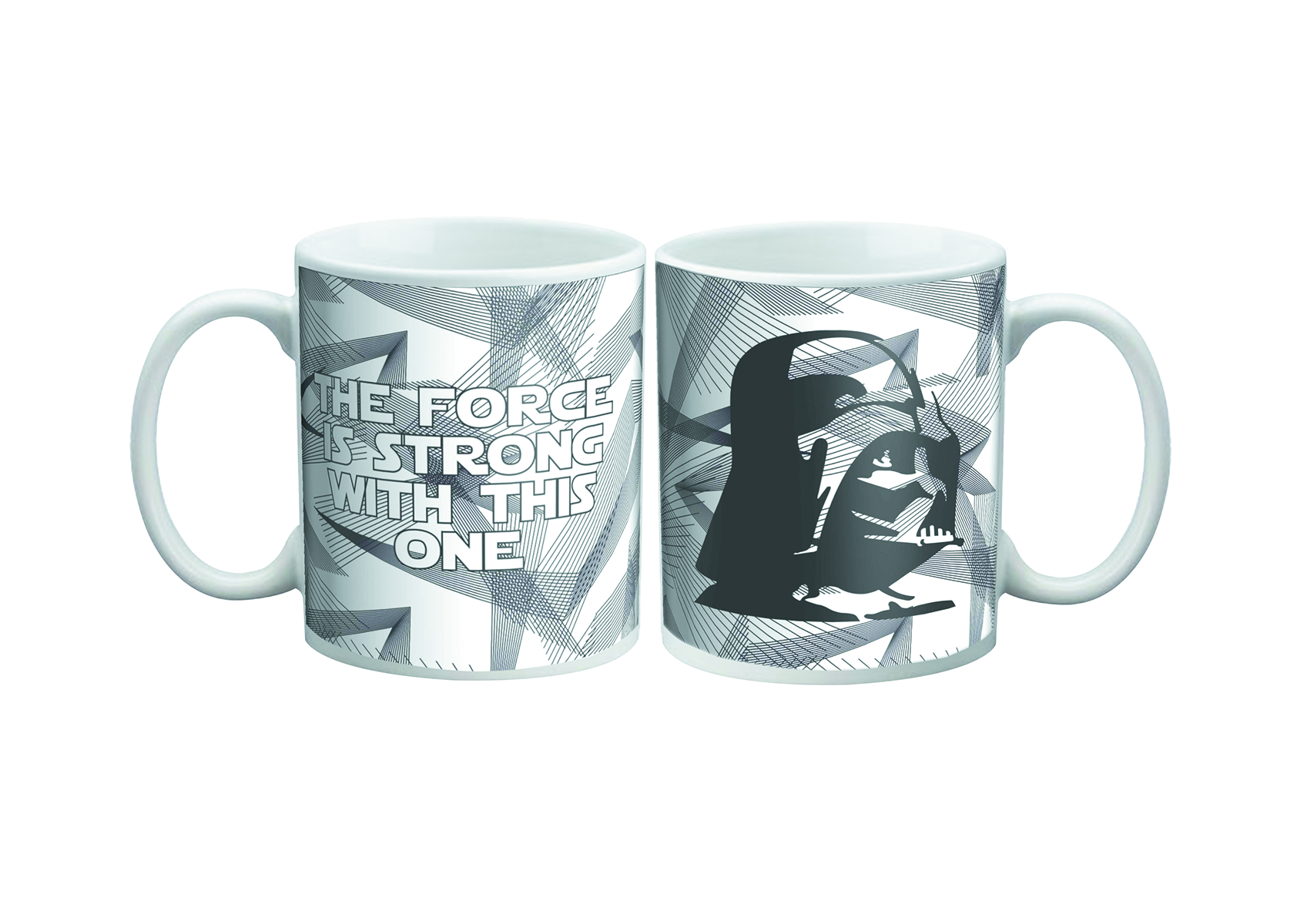 SW INTERGALACTIC DARTH VADER 20OZ MUG