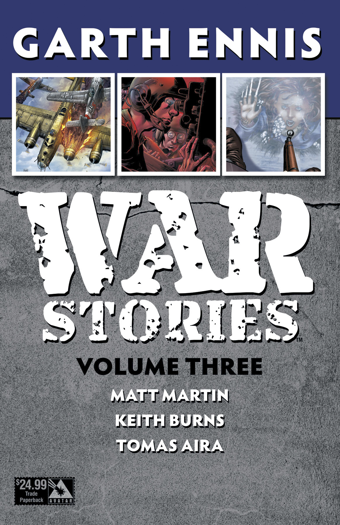 WAR STORIES TP VOL 03