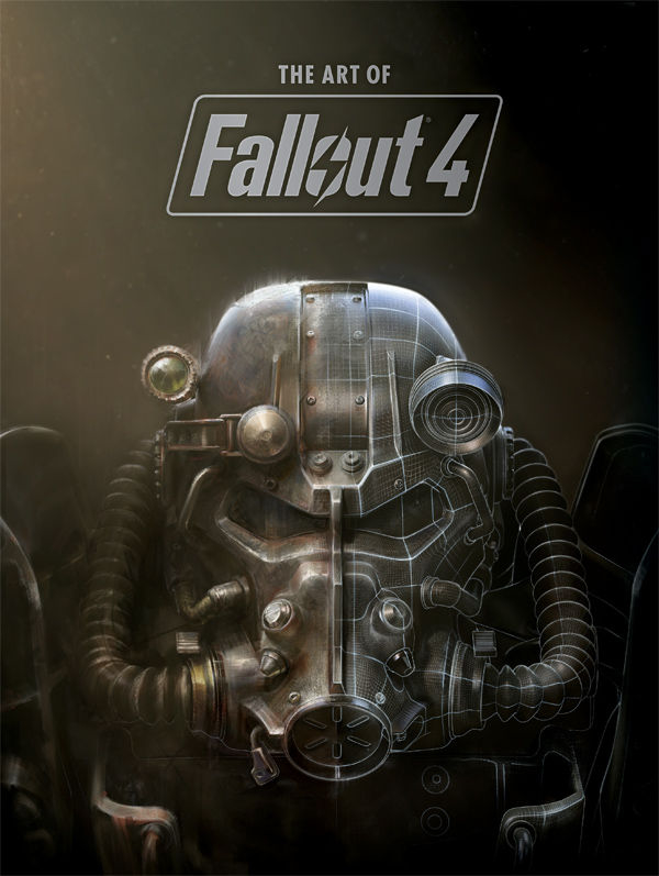 ART OF FALLOUT 4 HC (JUL158450)