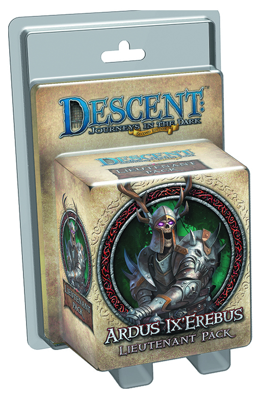 DESCENT JOURNEYS IN THE DARK ARDUS IXEREBUS LIEUTENANT PK