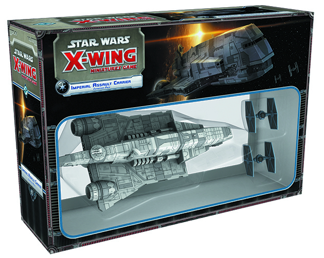 STAR WARS X-WING IMPERIAL ASSAULT CARRIER EXP PACK