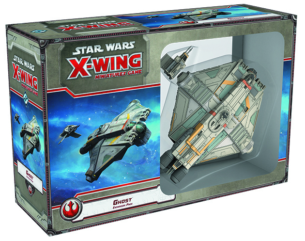 STAR WARS X-WING GHOST EXP PACK