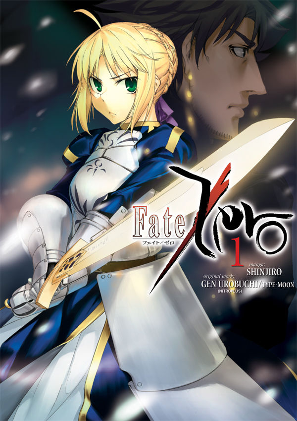 FATE ZERO TP VOL 01 (MR)