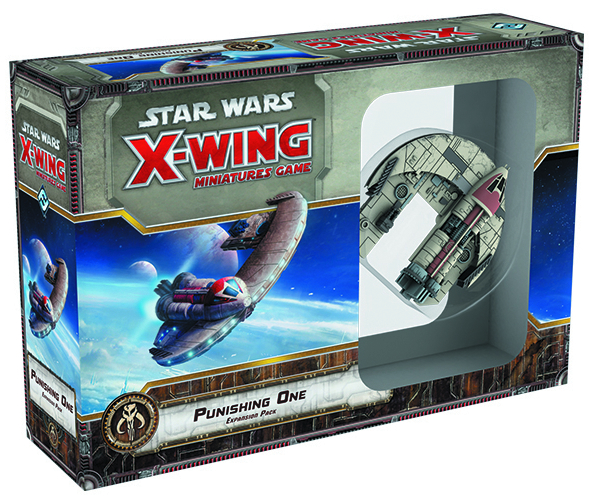 STAR WARS X-WING PUNISHING ONE EXP PACK