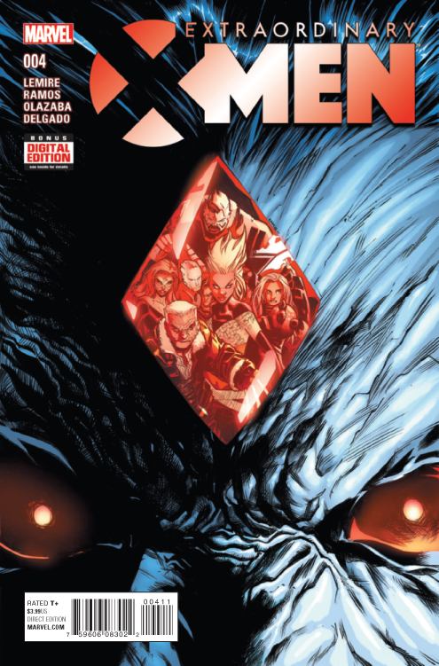 EXTRAORDINARY X-MEN #4