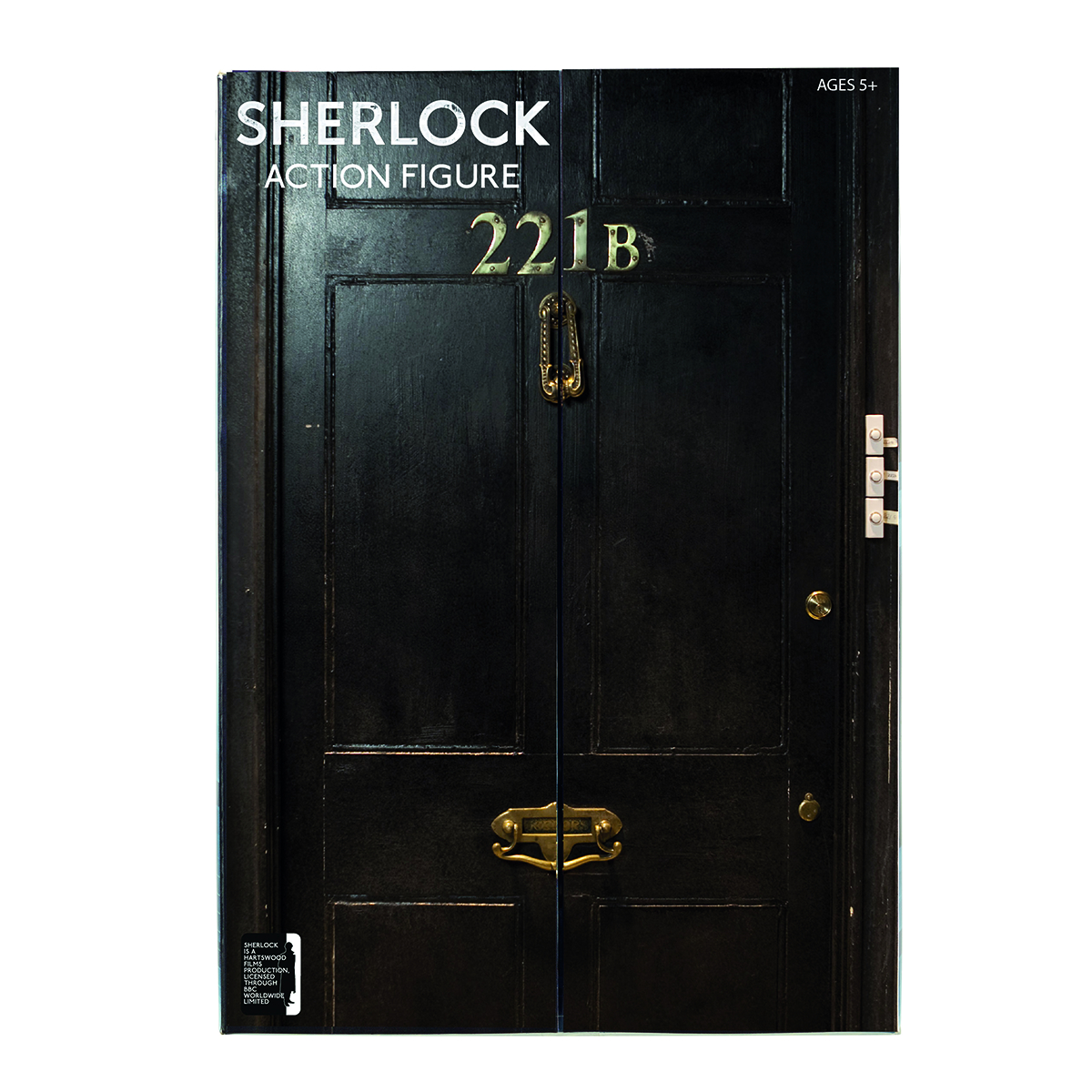 SHERLOCK 5IN AF WINDOW BOXED