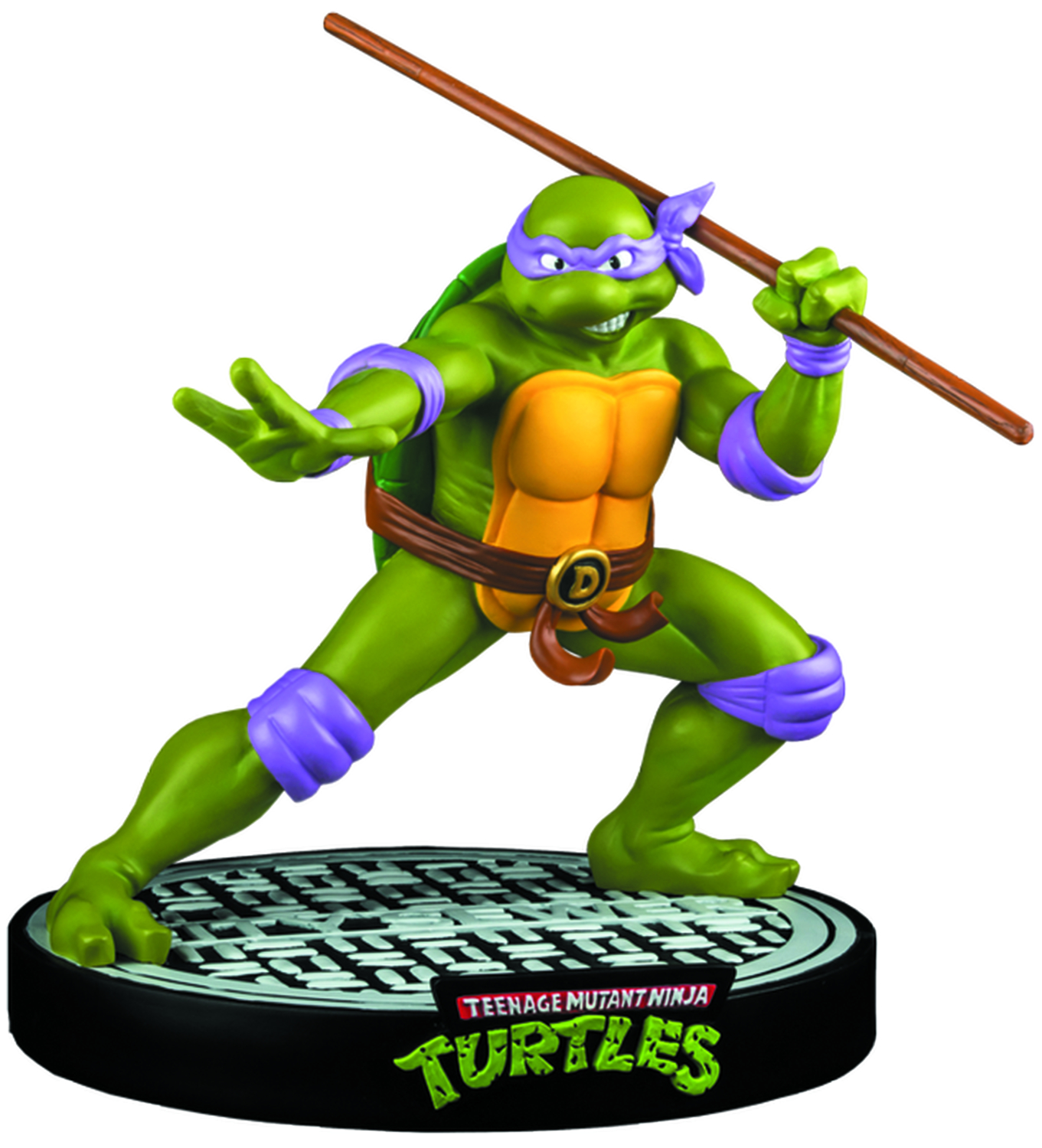 TMNT DONATELLO 12IN STATUE