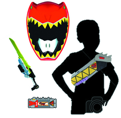POWER RANGERS DINO SC TRAINING SET ASST