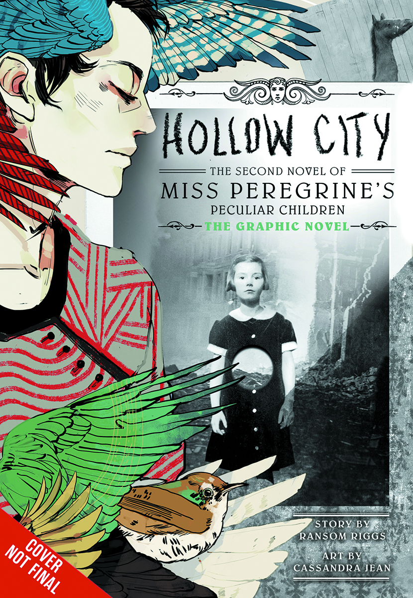 MISS PEREGRINES HOME PECULIAR CHILDREN GN VOL 02 HOLLOW CITY