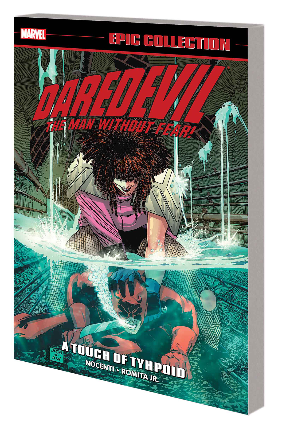 DAREDEVIL EPIC COLLECTION TP TOUCH OF TYPHOID
