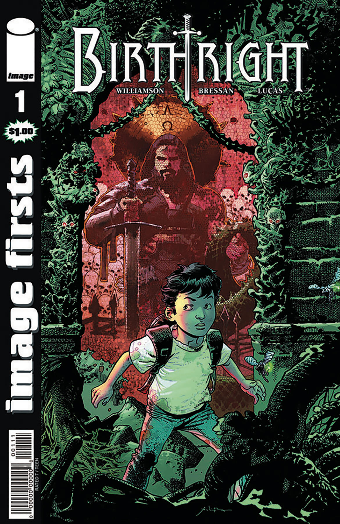 IMAGE FIRSTS BIRTHRIGHT #1 (O/A)