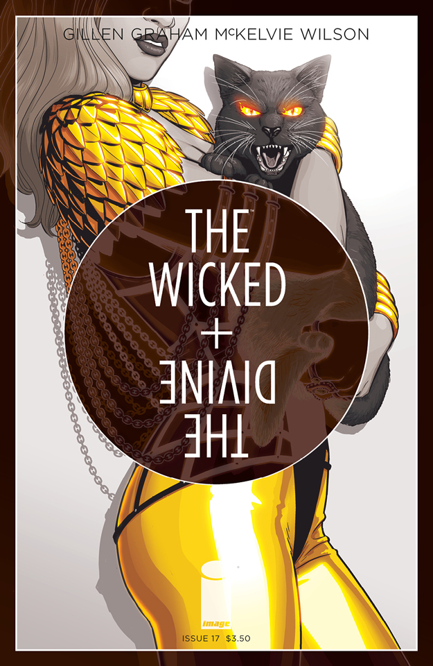 WICKED & DIVINE #17 CVR A MCKELVIE & WILSON (MR)