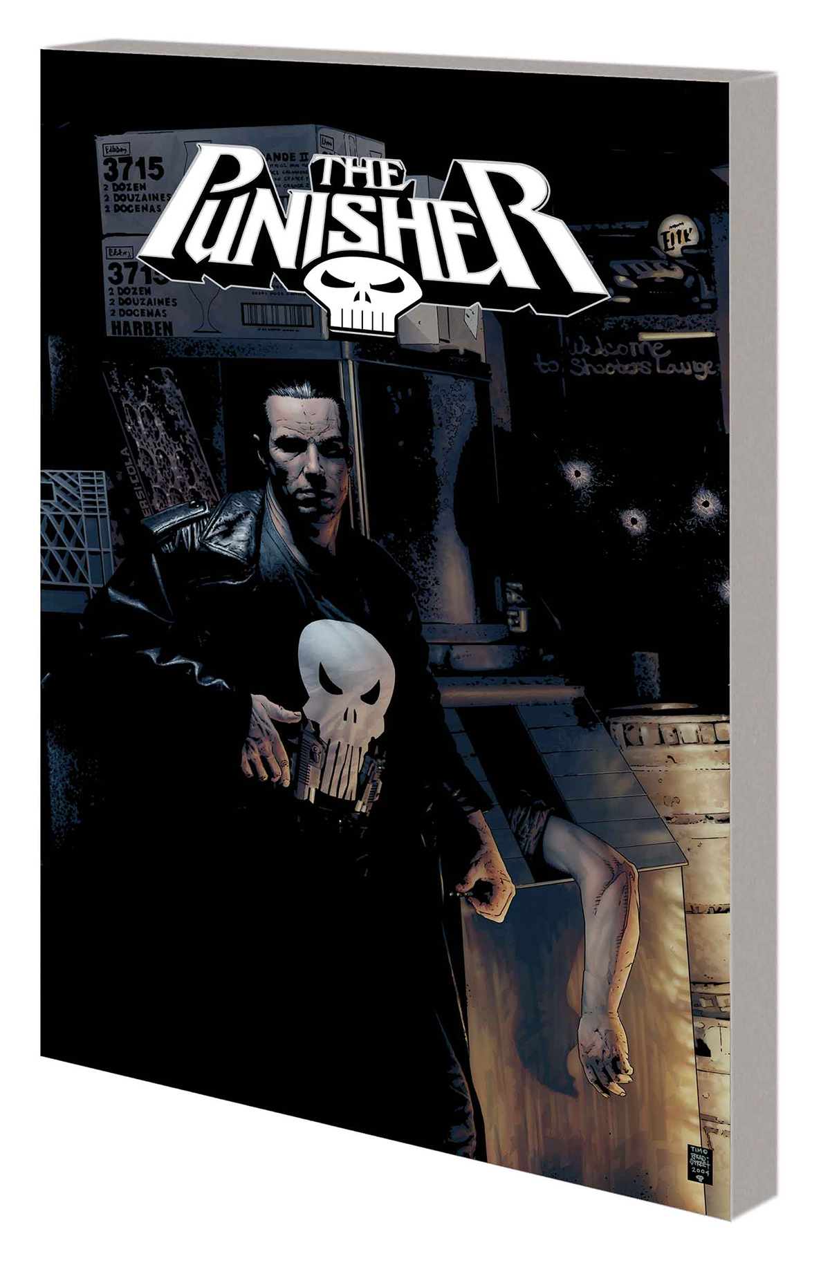PUNISHER MAX TP COMPLETE COLLECTION VOL 01 (MR)