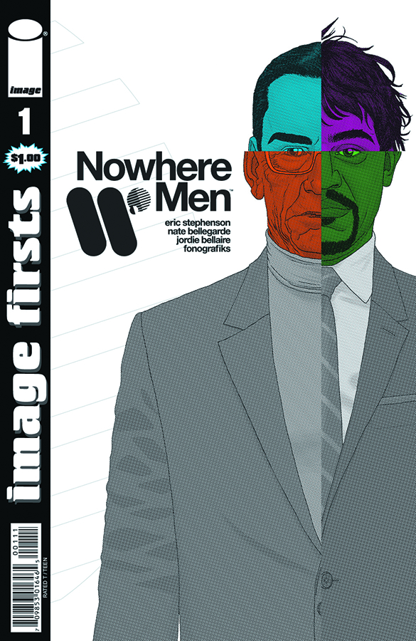 IMAGE FIRSTS NOWHERE MEN #1