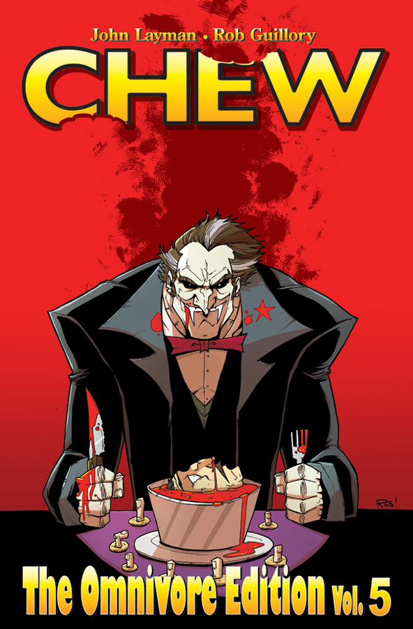 CHEW OMNIVORE ED HC VOL 05 (OCT150490) (MR)