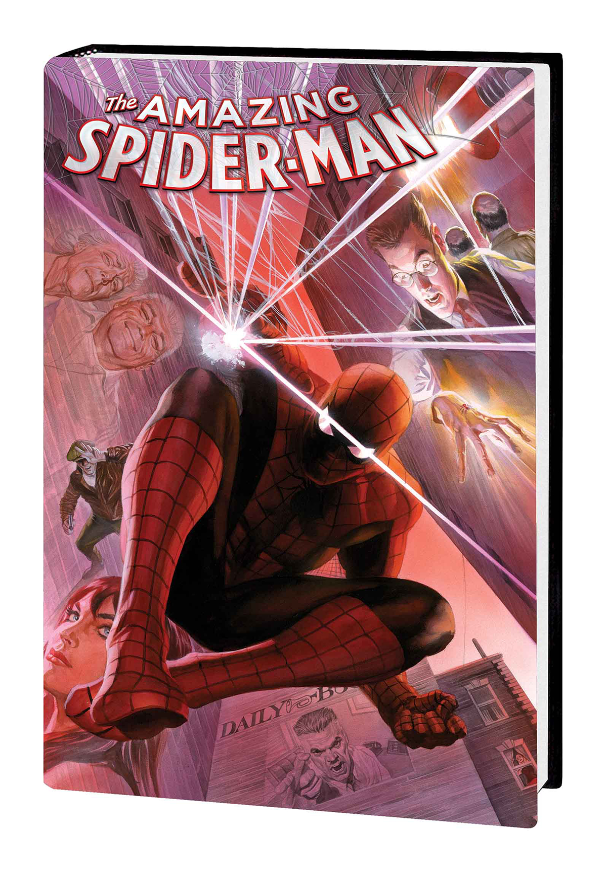 AMAZING SPIDER-MAN HC VOL 01