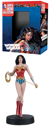 DC SUPERHERO BEST OF FIG COLL MAG #3 WONDER WOMAN