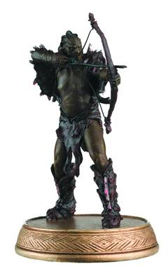 HOBBIT MOTION PICTURE FIG MAG #7 NARZUG THE ORC