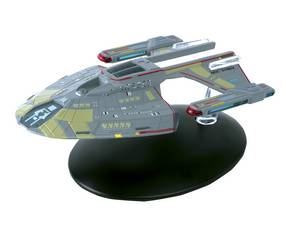 STAR TREK STARSHIPS FIG MAG #61 NORWAY CLASS