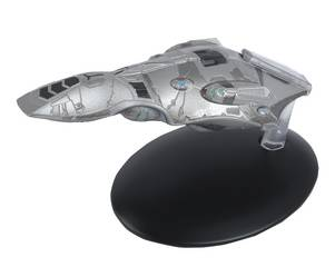 STAR TREK STARSHIPS FIG MAG #62 VOTH RESEARCH VESSEL