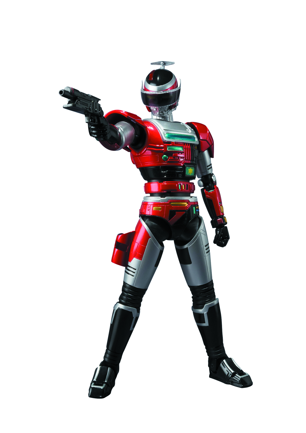 SPECIAL RESCUE POLICE INSPECTOR FIRE S.H.FIGUARTS AF