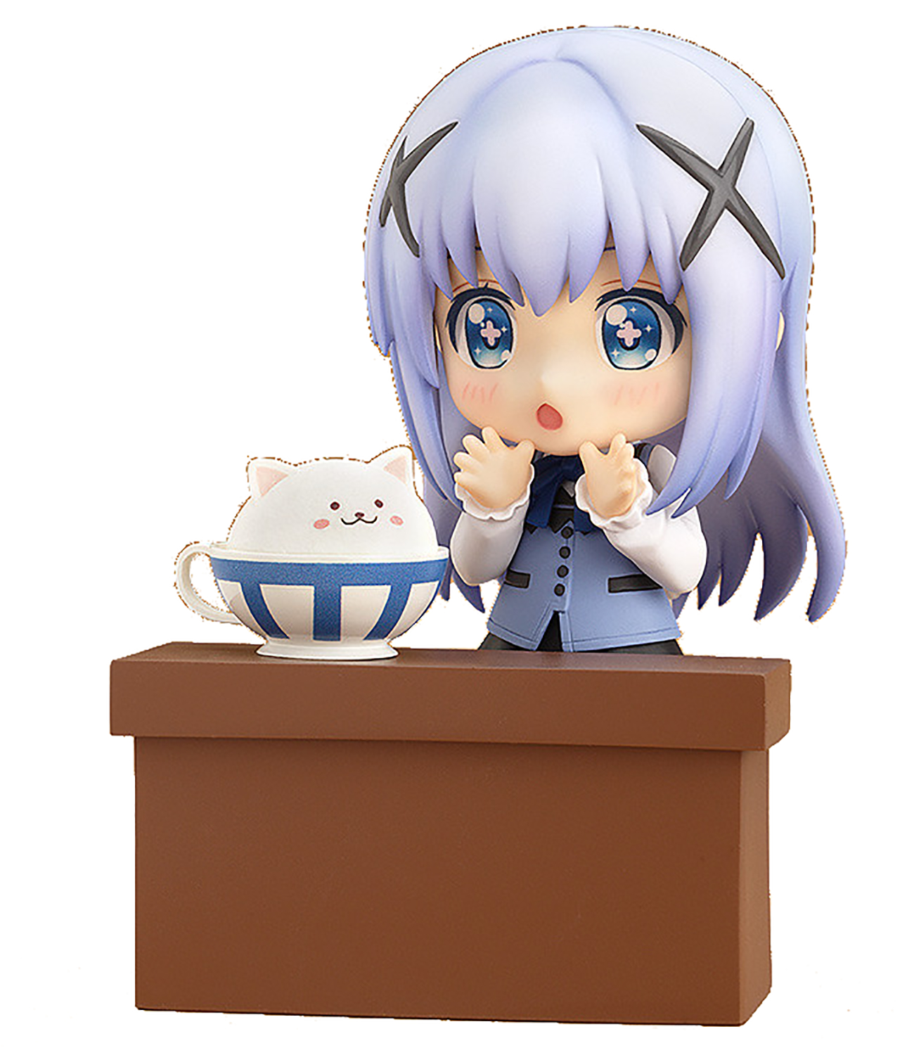 IS THE ORDER A RABBIT CHINO NENDOROID
