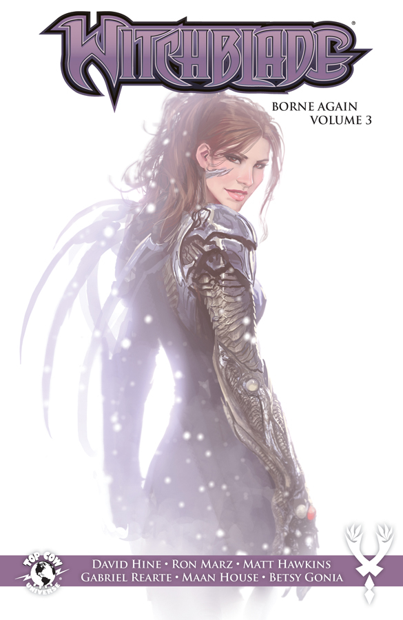 WITCHBLADE BORNE AGAIN TP VOL 03