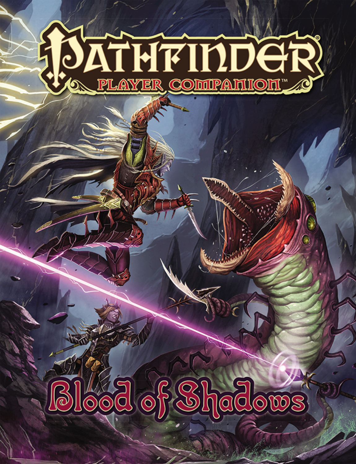 PATHFINDER PLAYER COMPANION: BLOOD OF SHADOWS