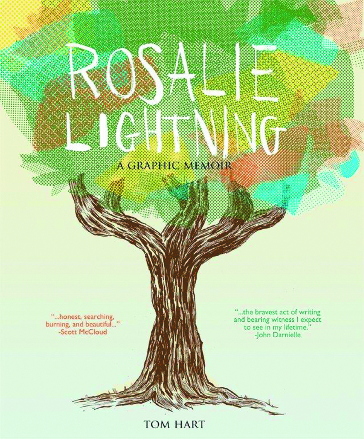 ROSALIE LIGHTNING GRAPHIC MEMOIR HC