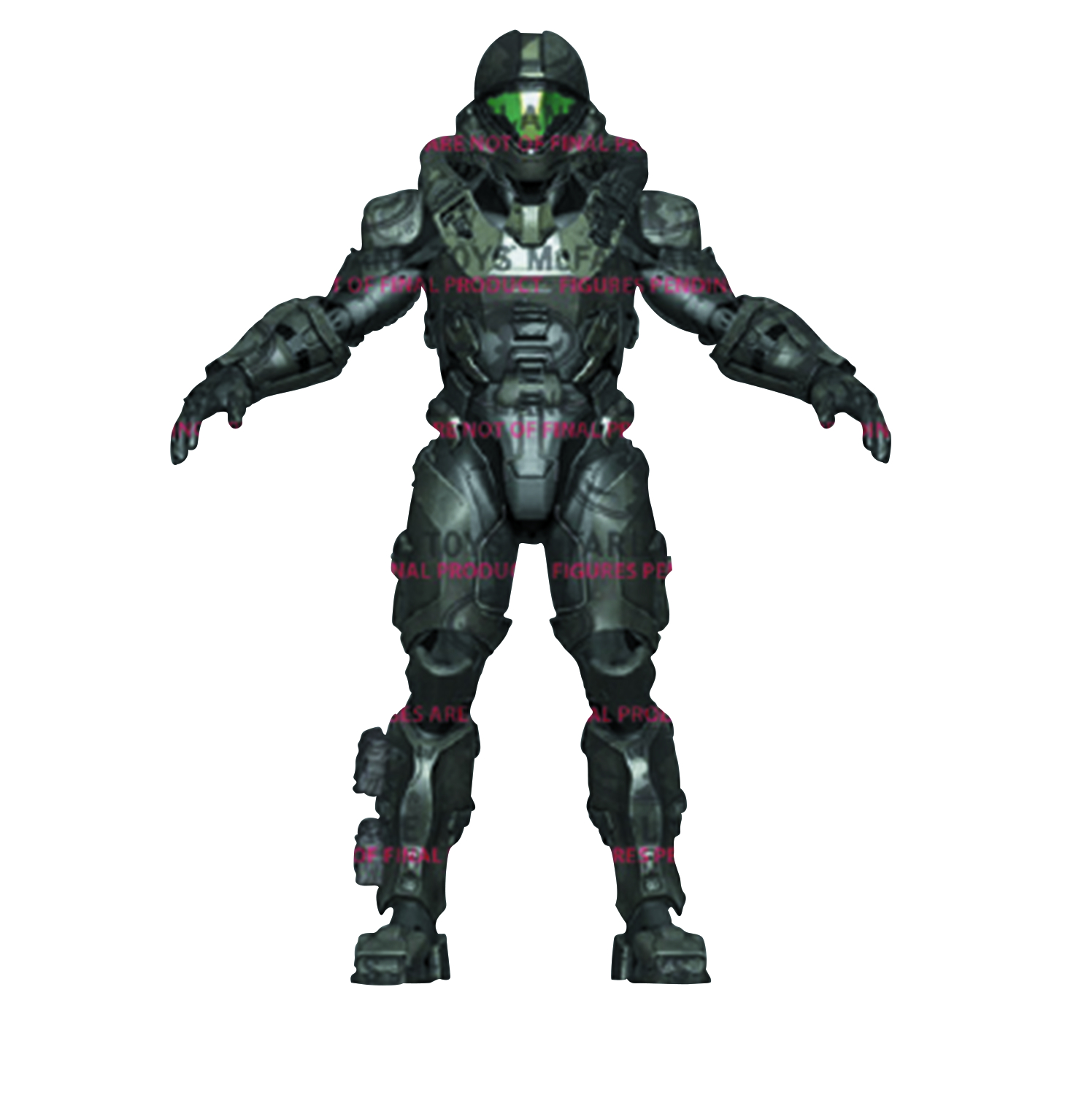 HALO 5 GUARDIANS SER 2 SPARTAN BUCK AF CS